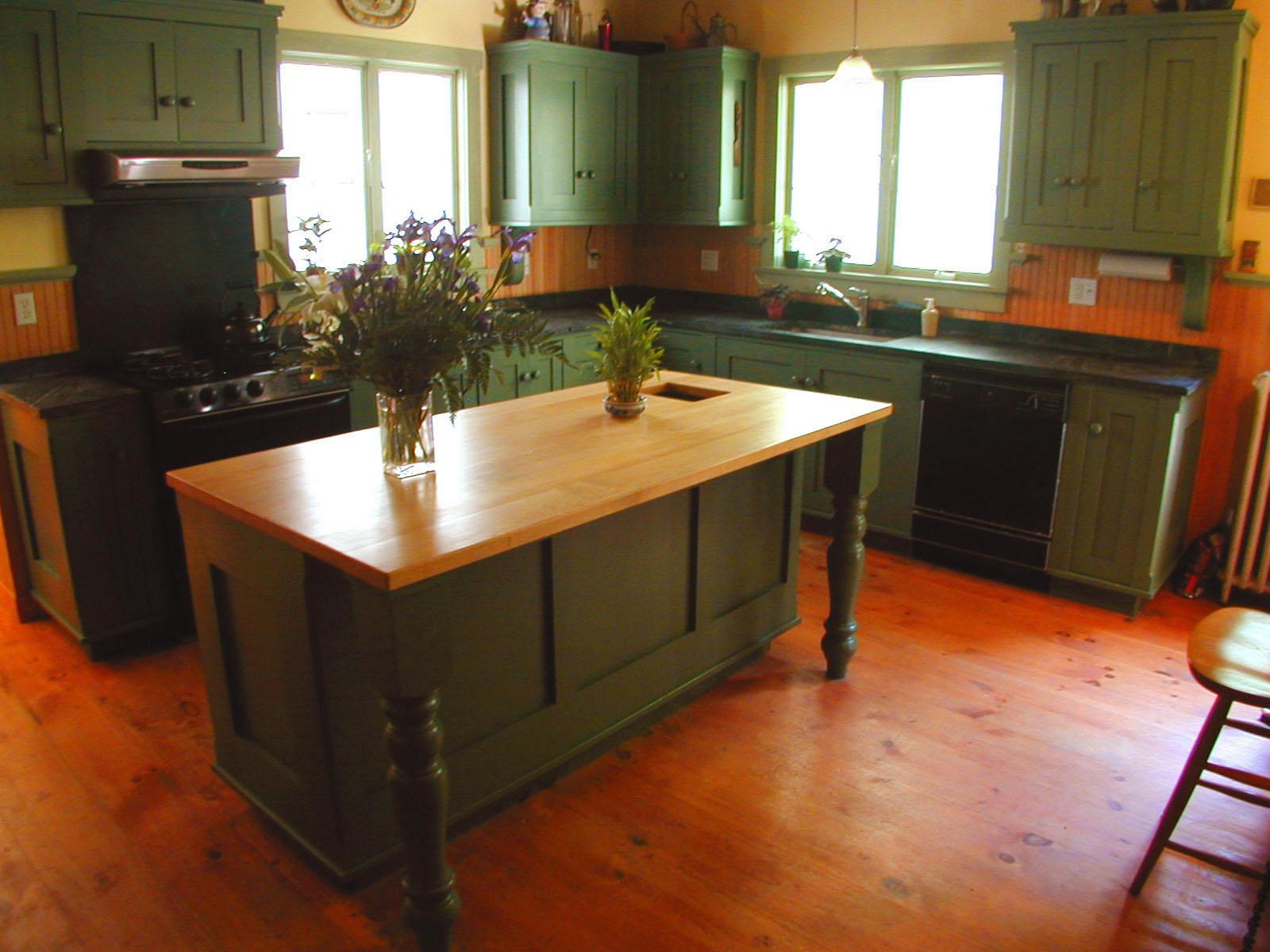 Historic Kitchen Hudson Cabinet Making 845 225 2967