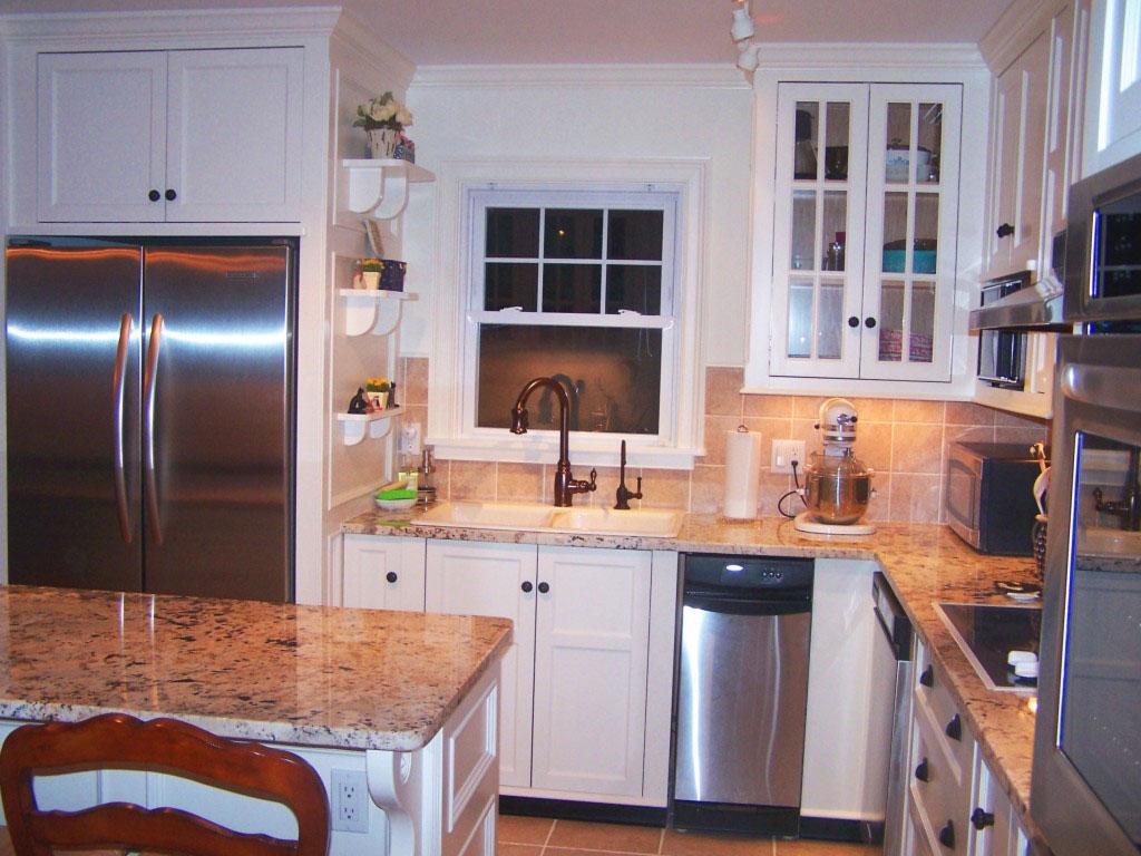 Ремонт в кухне 12 квм фото своими руками 59