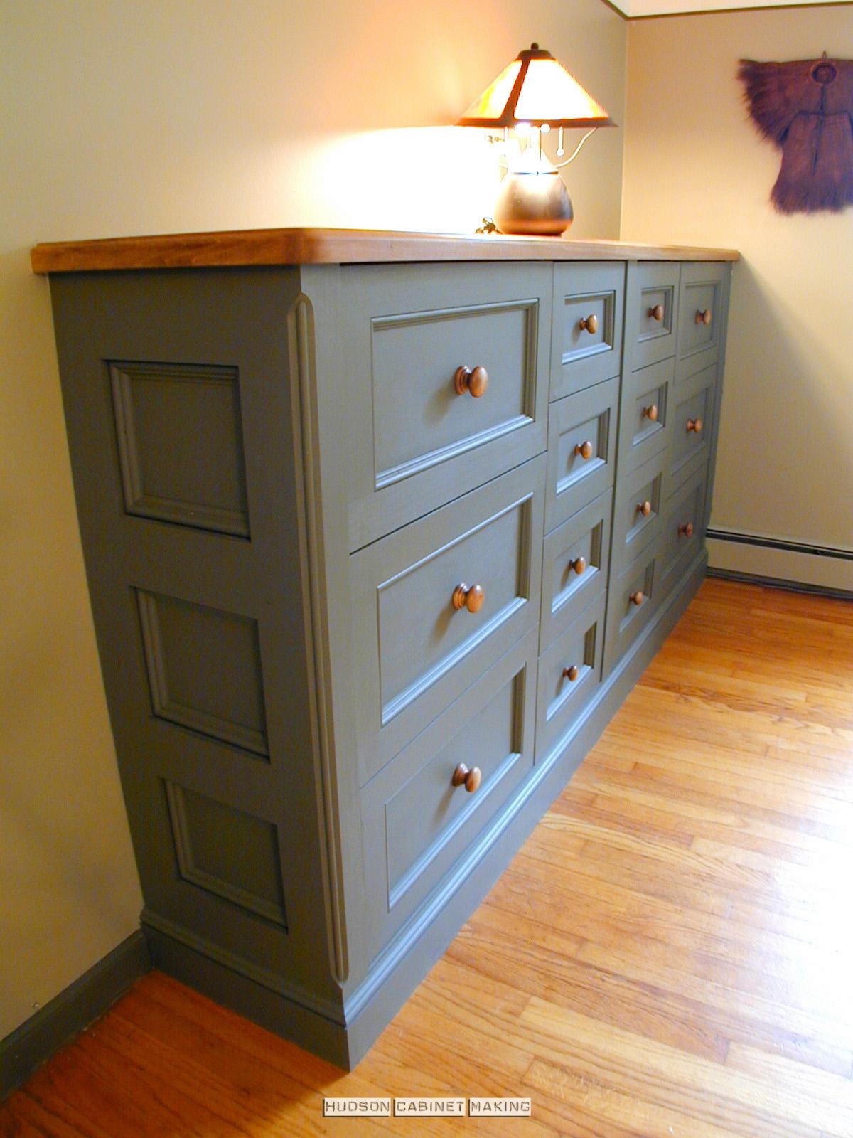the bedroom - Hudson Cabinet Making .:. 845.225.2967